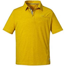 Schöffel Kochel1 Kortærmet T-shirt Herrer gul